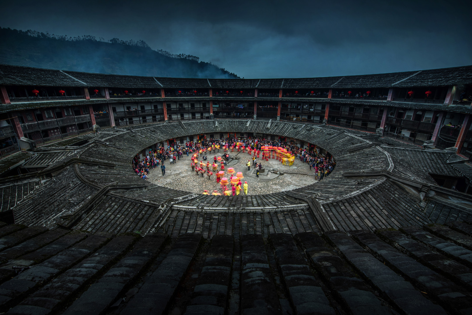 Certificate of Commendation - Xiaohui Qiu (China) - The Tulou's Festival(2)